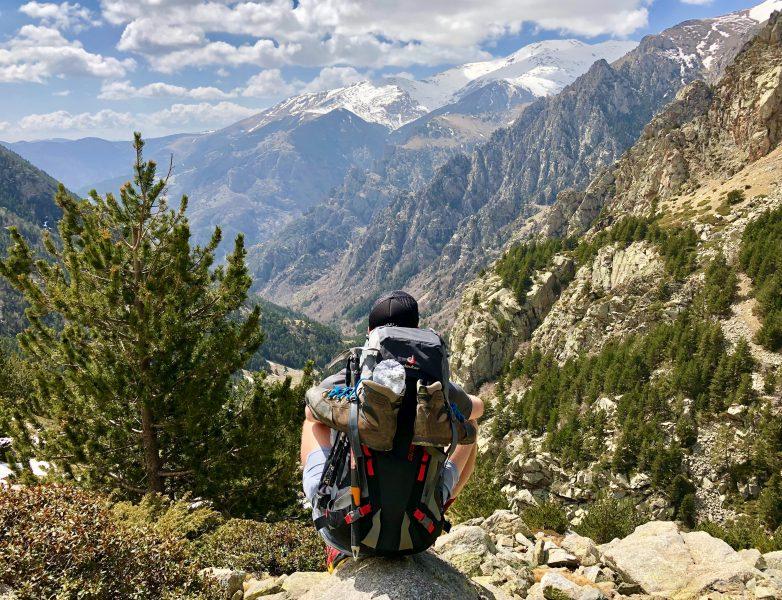 sac de survie nature camping trekking randonnée
